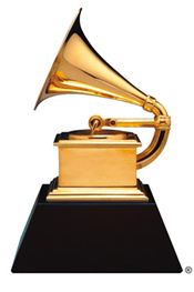Image of Grammy Award logo
